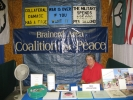 Crow Wing County Fair Booth 2010